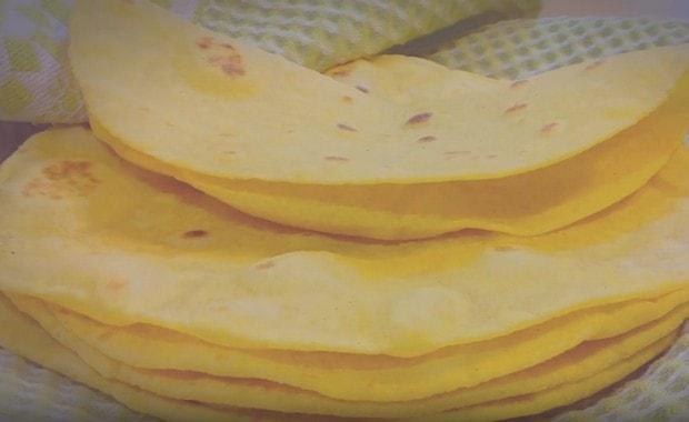 Как сделать мексиканскую тортилью с начинкой в домашних условиях по рецепту с фото