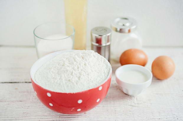 как приготовить хворост рецепт простой на молоке рецепт с фото пошагово