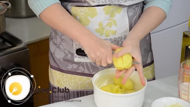 Простой рецепт супа с клецками на курином бульоне