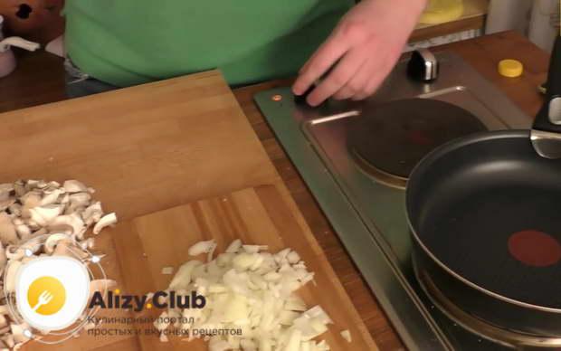 вешенки с картошкой жареные рецепт с фото