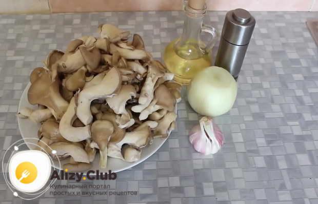 грибы вешенки рецепты приготовления