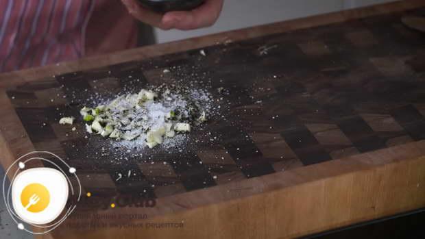 как правильно солить сало