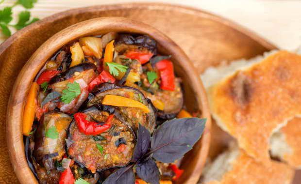 Пошаговый рецепт приготовления блюда Аджапсандал с фото