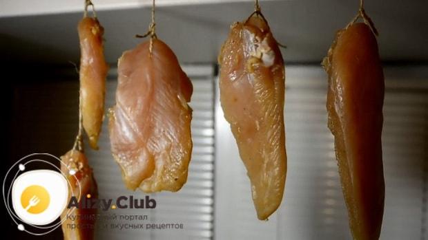 Как приготовить куриный балык в домашних условиях, рецепты