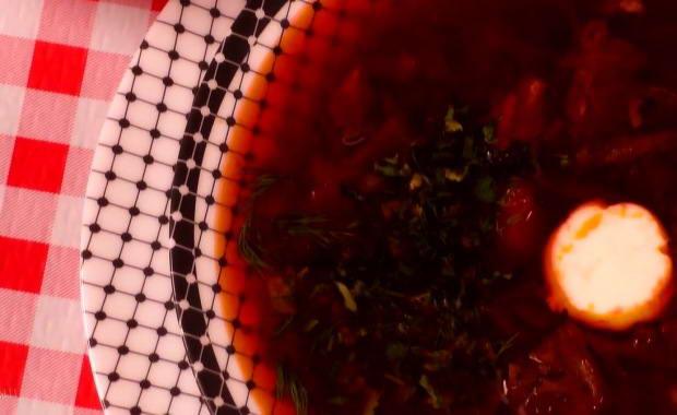 Рецепт приготовления вкусного борща с квашеной капустой