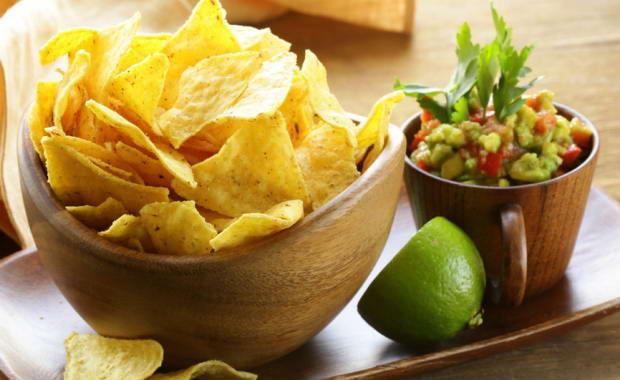 Пошаговый рецепт приготовления чипсов в домашних условиях