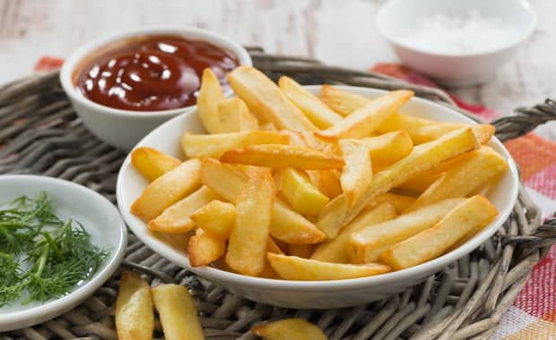 Рецепт приготовления вкусной картошки фри в мультиварке