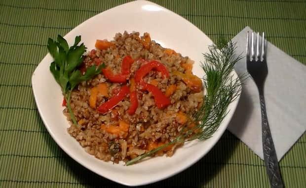 Как приготовить вкусно гречку на гарнир