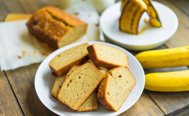 Как сделать банановый хлеб по пошаговому рецепту с фото