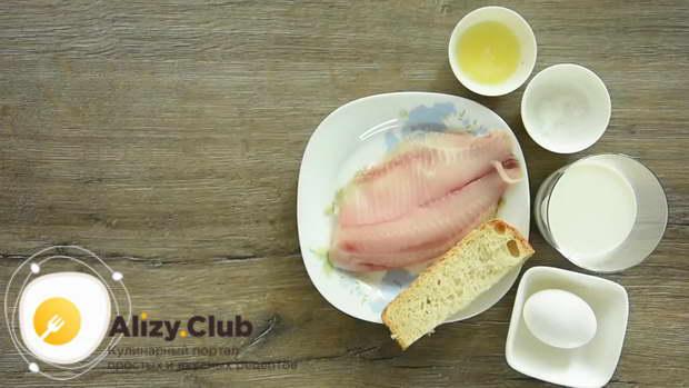 как правильно выбрать продукты для рыбного суфле