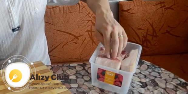 сало в холодном рассоле самый вкусный рецепт