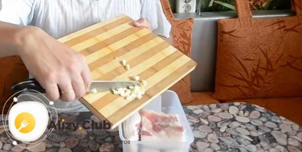 быстрое сало в рассоле самый вкусный рецепт