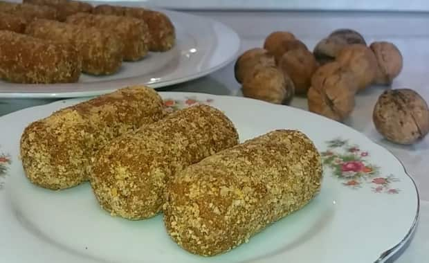 Как приготовить пирожное картошка из печенья по пошаговому рецепту с фото