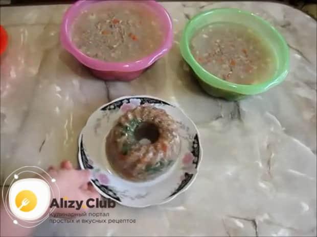 Как приготовить холодец из крыльев индейки, простой рецепт