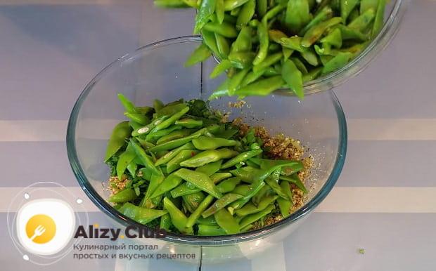 классический рецепт приготовления лобио из стручковой фасоли