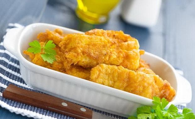 Как приготовить рыбу в кляре по пошаговому рецепту с фото