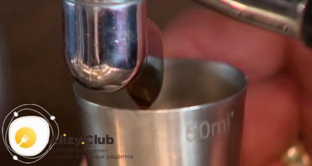 ля приготовления классического раф кофе, по рецепту, подготовьте все ингредиенты