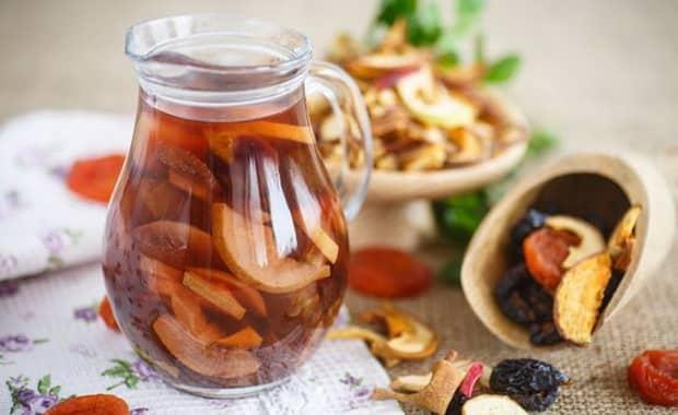 Как варить компот из сухофруктов — пошаговый рецепт с фото