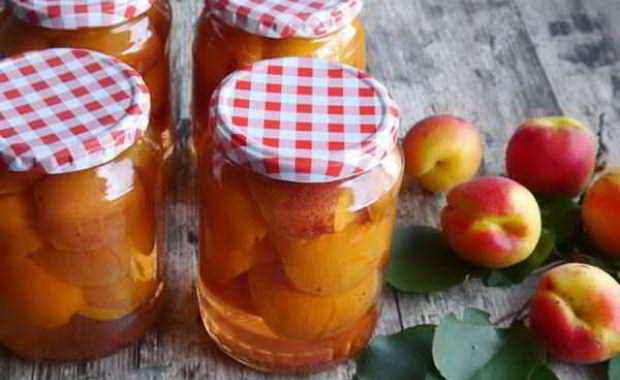 Рецепт приготовления компота из нектаринов на зиму