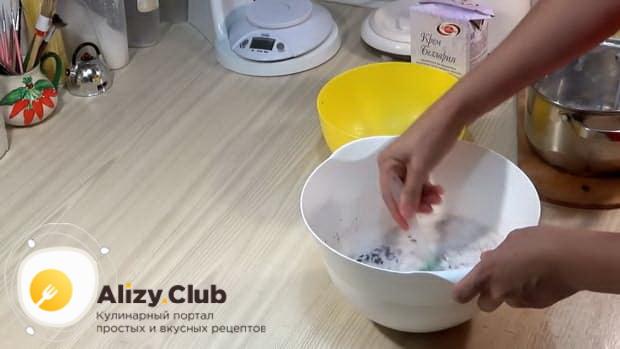 Как приготовить йогуртовый крем для бисквитного торта