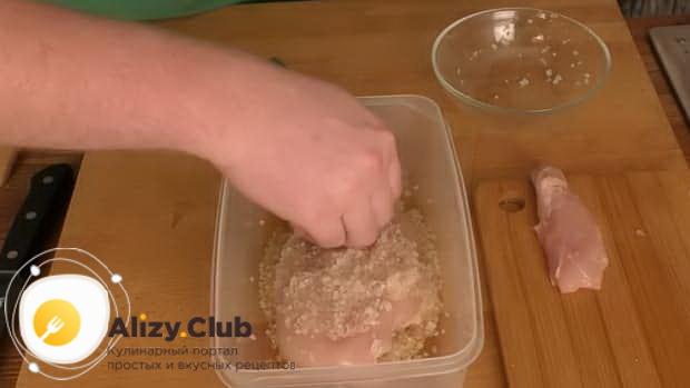 Как готовится куриная бастурма в домашних условиях