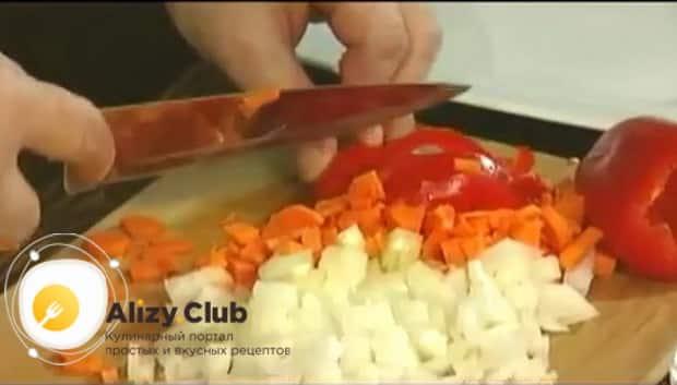 Готовим макароны с овощами, простые рецепты с фото