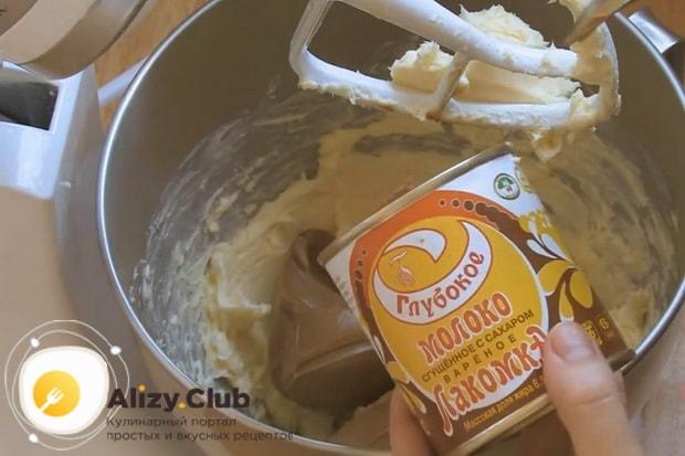 Для приготовления торта муравейник приготовьте крем