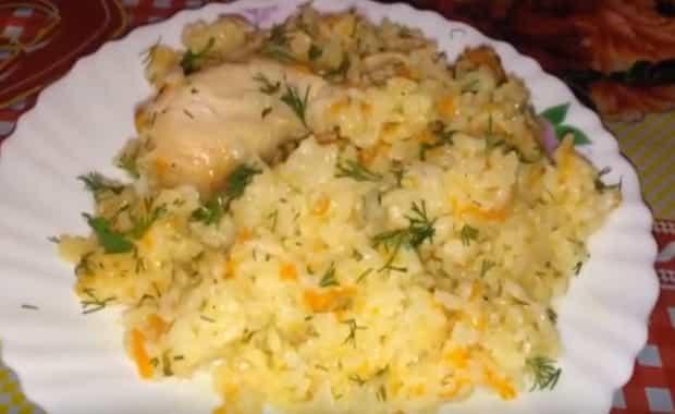 Как вкусно приготовить плов с курицей в мультиварке по рецепту