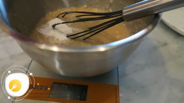 Для приготовления бананового хлеба в хлебопечке, добавьте разрыхлитель