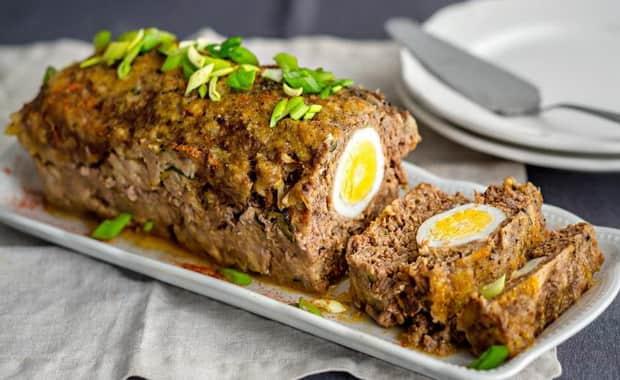 Как приготовить мясной рулет по пошаговому рецепту с фото