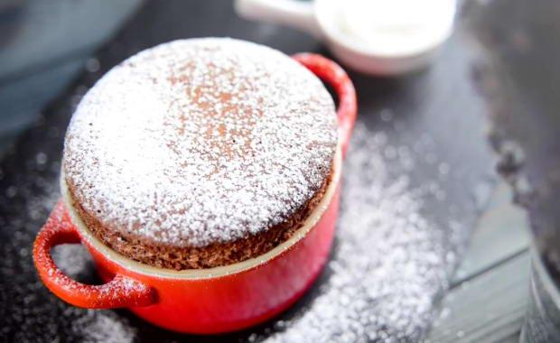 Как приготовить шоколадное суфле по пошаговому рецепту с фото