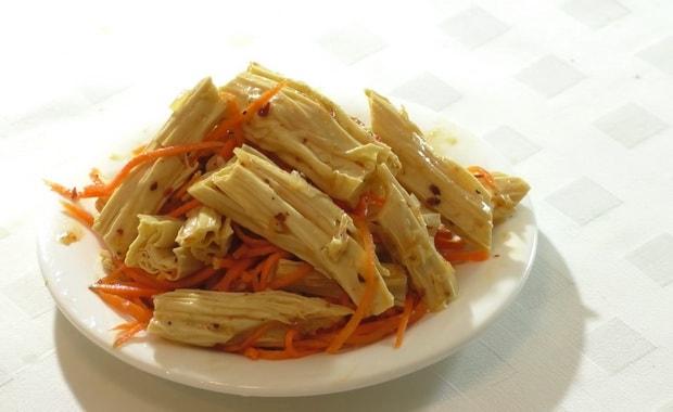 Как приготовить спаржу по-корейски в домашних условиях по пошаговому рецепту с фото