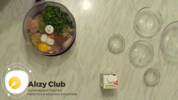 Рецепт суфле из куриных грудок в духовке