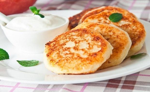 Как приготовить сырники без муки по пошаговому рецепту с фото