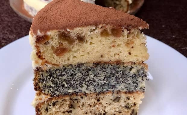 торт генерал рецепт самый вкусный