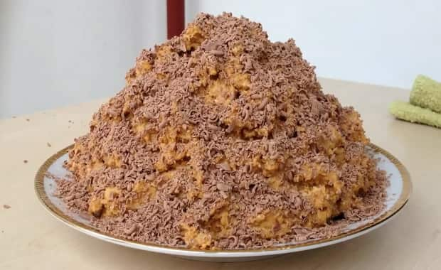 Как приготовить торт муравейник по классическому пошаговому рецепту с фото