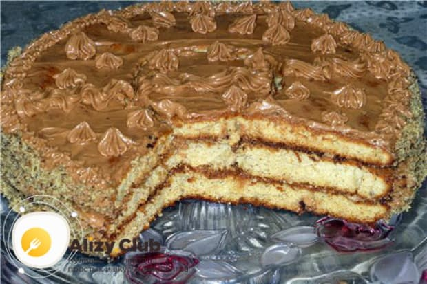торт идеал