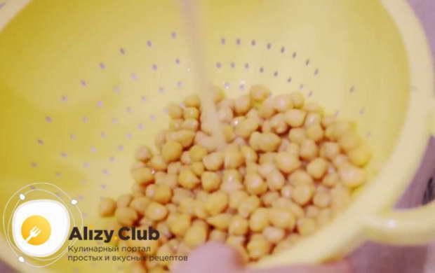 паста из нута хумус рецепт