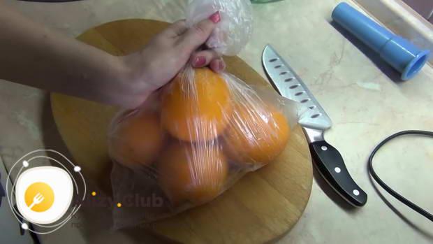 лимонад из апельсинов в домашних условиях