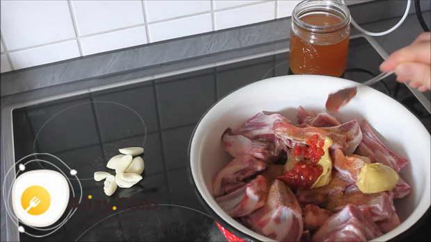 бараньи ребрышки в духовке рецепт с картошкой
