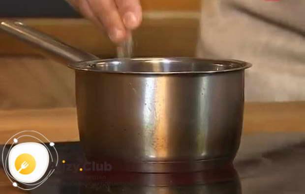 Рецепт десерта бланманже