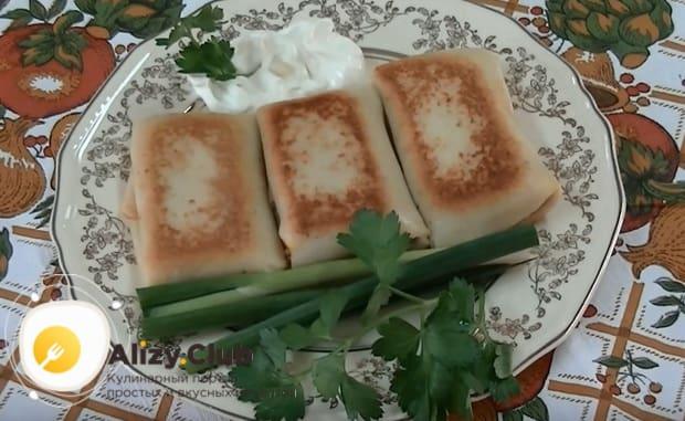 Как приготовить вкусные блинчики с капустой и яйцом по детальному рецепту