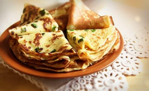 Как приготовить картофельные блины с луком по пошаговому рецепту с фото