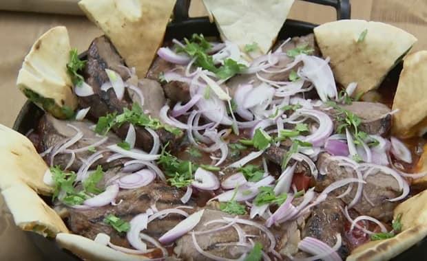 Пошаговый рецепт приготовления чили кон карне с фото