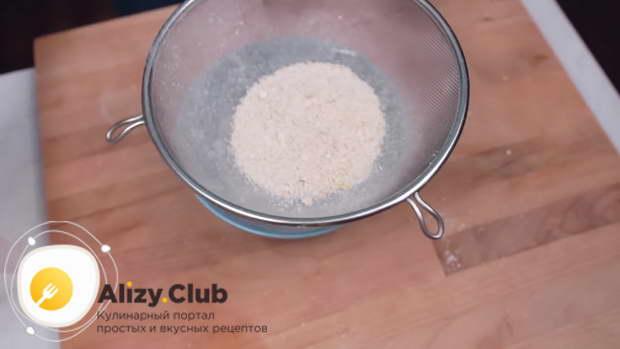 Рецепт блинов из овсянки на молоке