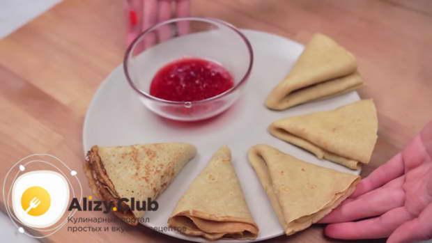 Видео рецепта блинов из овсянки на молоке