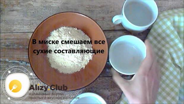 Пошаговый рецепт диетического Муравейника с фото