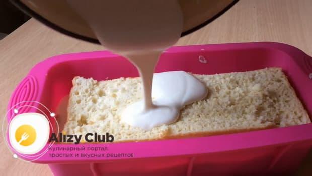 Для приготовления диетического торта. подготовьте ингредиенты
