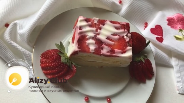 Как приготовить диетические торты в домашних условиях, смотрите рецепты с фото