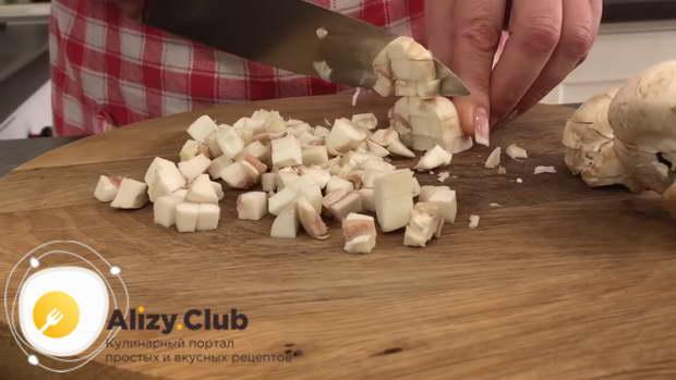 начинка для вареников с картошкой и грибами